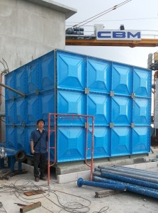 tangki air panel fiberglass, tanki air panel, roof water tank, tangki air, tanki air, tangki air penguin, tangki air excel